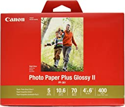CanonInk Photo Paper Plus Glossy II 4