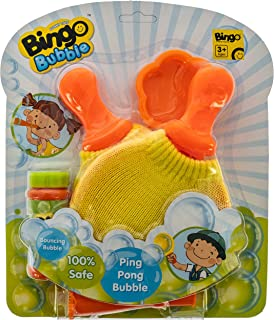 Bingo Bubble Ping Pong Bubble Toy - Multi Color