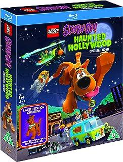 Lego Scooby-Doo!: Haunted Hollywood [Edizione: Regno Unito] [Reino Unido] [Blu-ray]