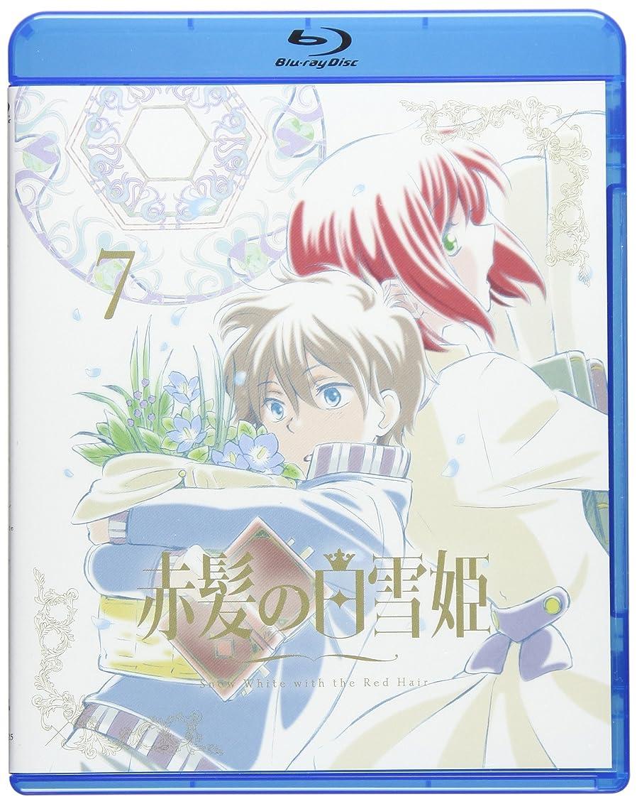 病院利点評議会赤髪の白雪姫 Vol.7<通常版> [Blu-ray]