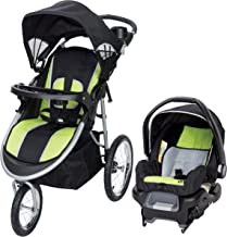 Best Baby Trend Pathway 35 Jogger Travel System, Optic Green Review