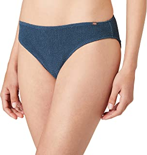 Skiny Women's Damen High Leg Slip Bikini Bottoms
