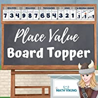 Place Value Poster: Board Topper! Printable Banner, Student Desktop Charts & Teacher Anchor Charts for your Math...