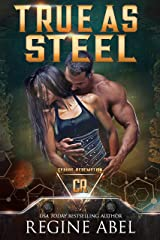 True As Steel (Cyborg Redemption) Kindle Edition