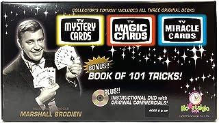 TV Magic Cards A 3 Deck Set