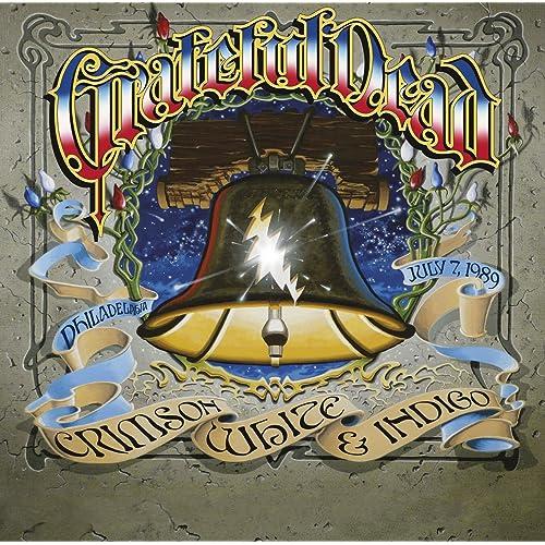 Resultado de imagen de Grateful Dead – Crimson White & Indigo 400 X 400