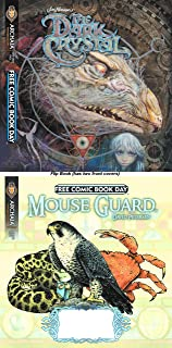 Best free comic book day mouse guard Reviews