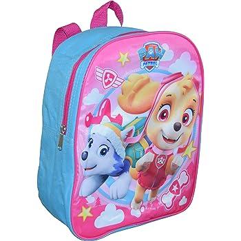 Nickelodeon Paw Patrol Girls Lavender 15 School Backpack Skye and Everest 5597