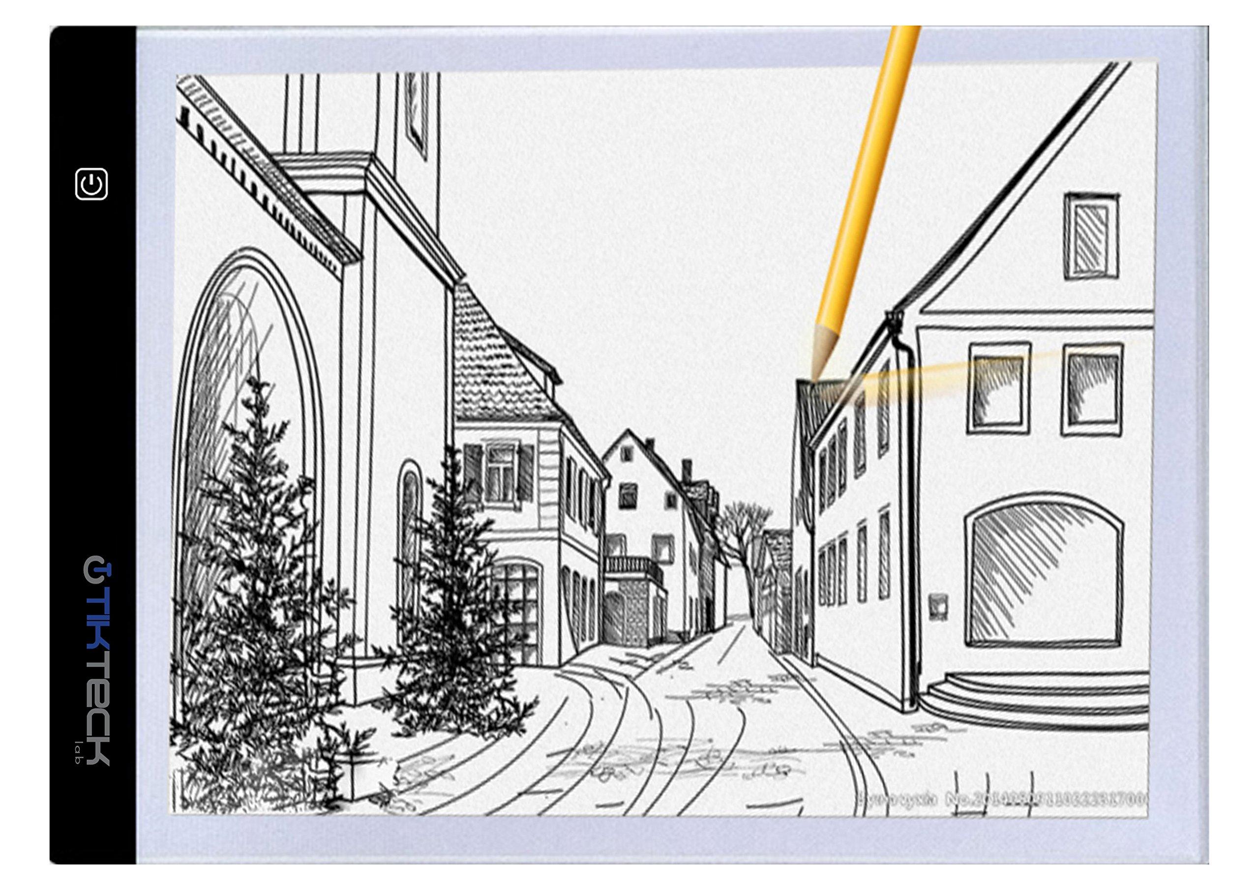Ultra thin Portable Artcraft Sketching Animation