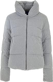 Pinko Luxury Fashion Womens 1G14BQY5NRI17 Silver Down Jacket | Fall Winter 19