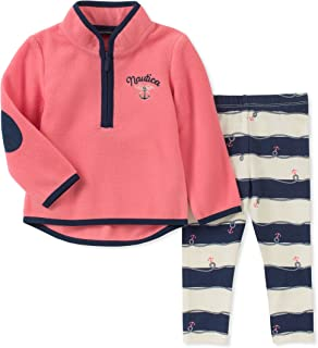 Baby Girls' 2 Pieces Pullover Pants Set