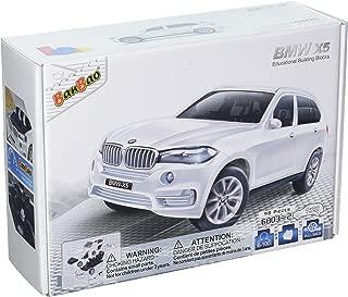BanBao BMW X5 Vehicle, White