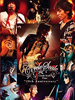 "ichiro×TOKIE×中村達也×仲井戸""CHABO""麗市×佐藤タイジ LIVE!〜ichiro Circle Scale Tour"