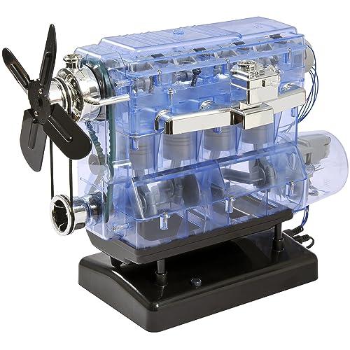 Haynes - Motor de combustión interna 4 cilindros (HM04) (versión en inglés)