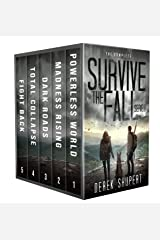 The Complete Survive the Fall Series (A Post Apocalyptic Survival Thriller, Books 1-5) Kindle Edition