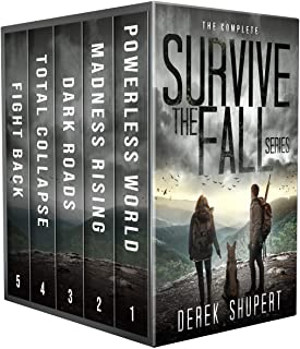 The Complete Survive the Fall Series (A Post Apocalyptic Survival Thriller, Books 1-5)