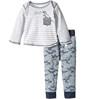 Mud Pie - Dinosaur Pants Set (Infant)