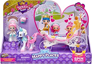 Shopkins Shopkins Happy Places Royal Wedding Carriage Playset