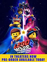 The LEGO Movie 2: The Second Part debuts on 4K, Blu-ray, DVD and Digital from Warner Bros.