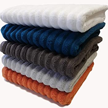 ZERO TWIST 100/% EGYPTIAN COTTON TOWEL SUPER SOFT 600 GSM HAND BATH TOWEL SHEET