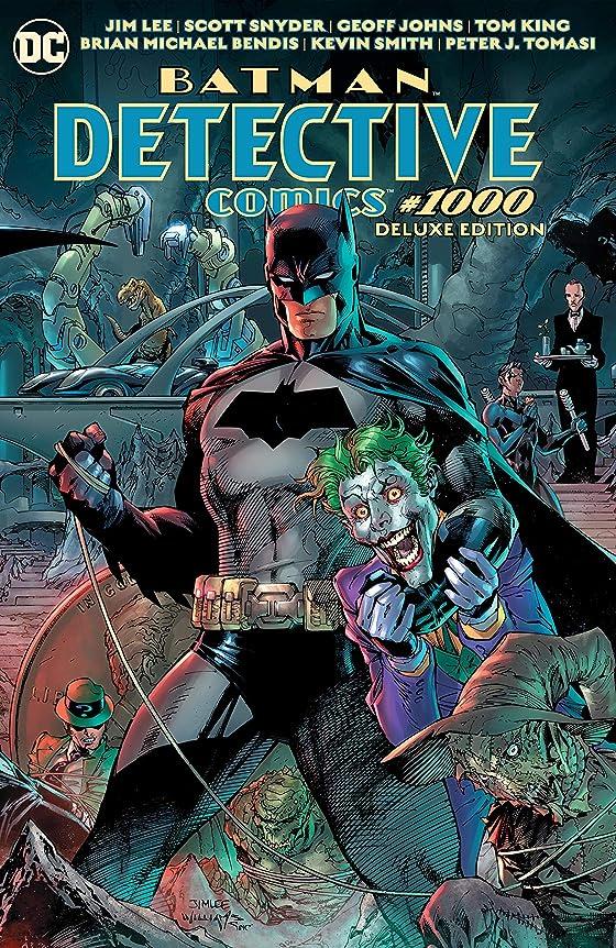 違反するドライバマカダムDetective Comics #1000: The Deluxe Edition (Detective Comics (2016-)) (English Edition)