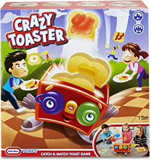 Little Tikes Crazy Toaster Board Games
