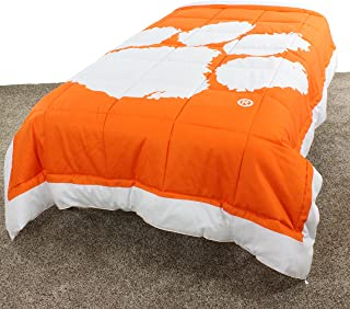 Best king size clemson comforter Reviews