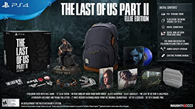 The Last of Us Part II - PlayStation 4 Ellie Edition