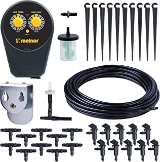Melnor 15100 Plant Watering Kit Indoor Drip System, Gray