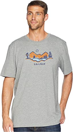 Classic Hike Vista Crusher Tee