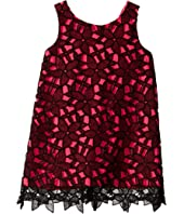 Milly Minis - Kat Bow Back Shift Dress (Toddler/Little Kids)