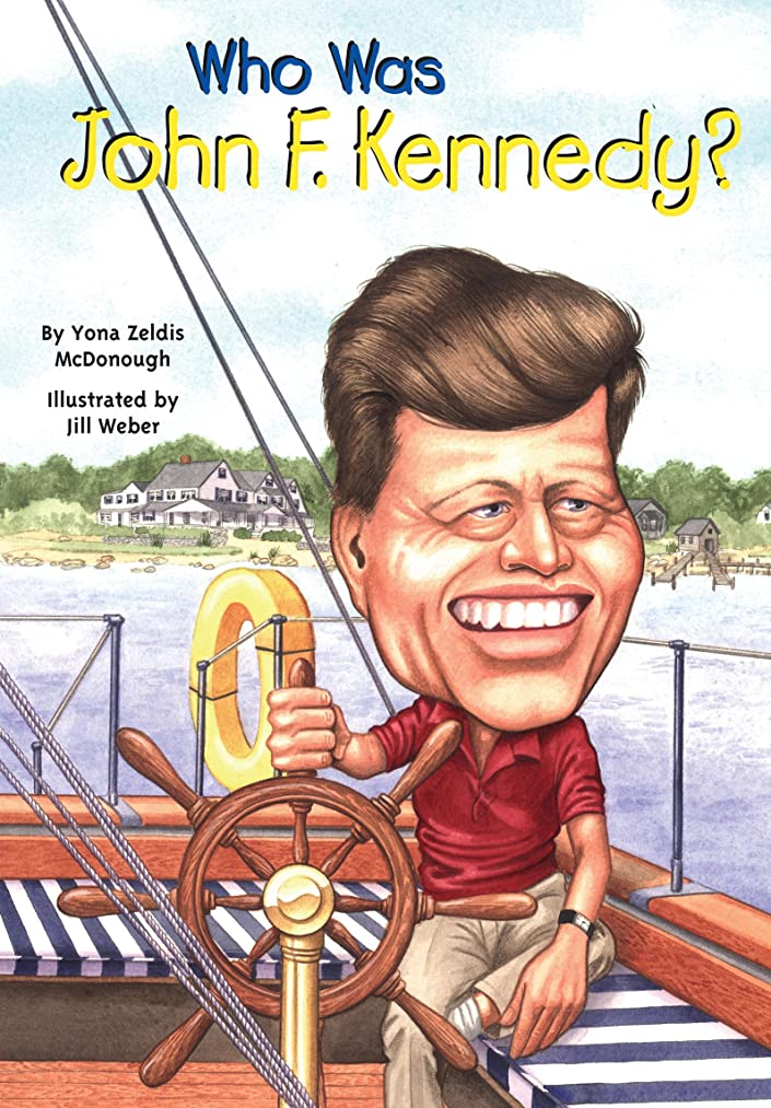 タップドラム交響曲Who Was John F. Kennedy? (Who Was?) (English Edition)