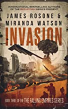 Invasion (The Falling Empires Series Book 3) (English Edition)