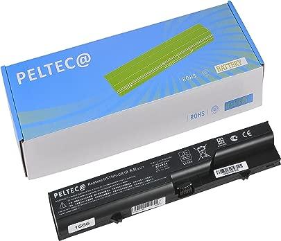 PELTEC Premium Notebook Laptop Akku 4400mAh f r HP 420 425 4320t 620 HP Compaq 320 321 325 326 420 421 620 621 HP ProBook 4320 4321 4325 4326 4420 4421 4425 4520 4525 4320s 4321s 4325s 4326s 4420s 4421s 4425s 4520s 4525s HP Schätzpreis : 22,49 €