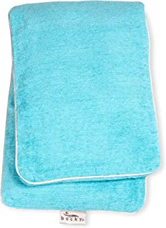 Bucky Hot & Cold Therapeutic Body Wrap, Aqua