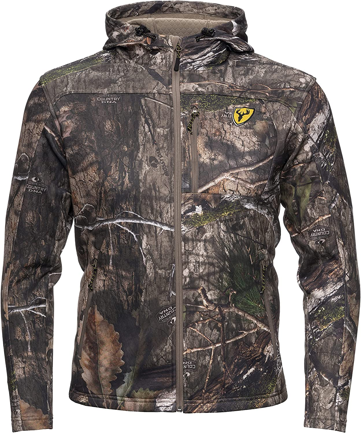 Scent Blocker Shield Series low-pricing Silentec Max 68% OFF Clothe Hunting Jacket Camo