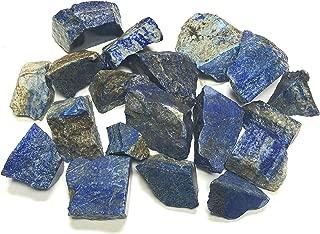 Zentron Crystal Collection: 1/2 Pound Natural Rough Lapis Lazuli Stones