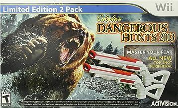 Cabelas Dangerous Hunts 2013 with Double Gun | Nintendo Wii