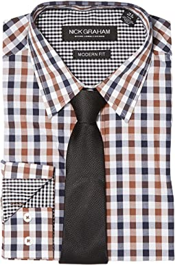 Nick Graham - Mini Multi Gingham