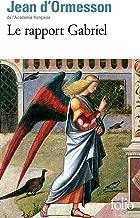 Le rapport Gabriel (Folio t. 3475) (French Edition)