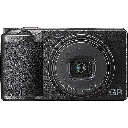 Ricoh GR III デジタルコンパクトカメラ 24mp/28mm F 2.8レンズ タッチスクリーンLCD付き
