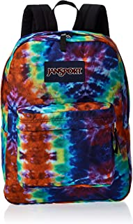 jansport tie dye backpack