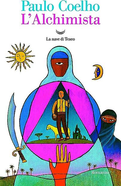 Libri di paulo coelho_ l`alchimista (italiano) copertina flessibile 978-8893443029