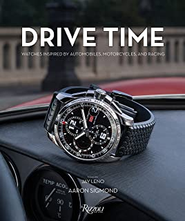 Drive Time: Watches Inspired by Automobiles, Motorcycles and Racing