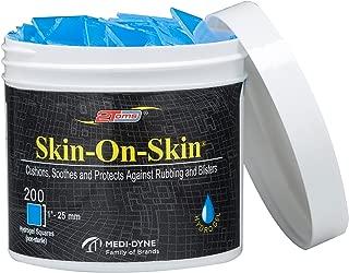 Best second skin hydrogel Reviews