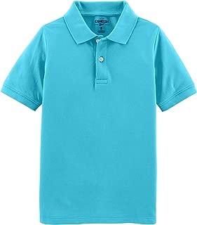 Boys' Kids Short Sleeve Uniform Polo