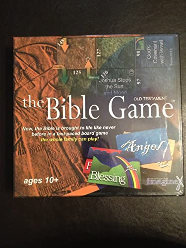 The Bible Game, Old Testament by Imaginex by Imaginex