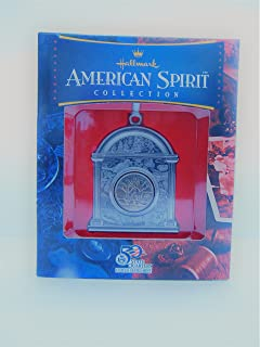Hallmark American Spirit Collection VERMONT Quarter Ornament QMP3004