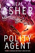 Polity Agent (Agent Cormac Book 4) (English Edition)