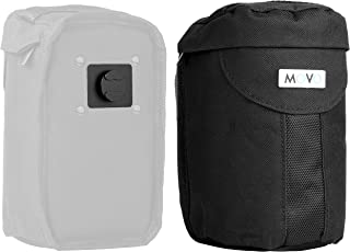 Movo LCB300 Lens Pouch Add-on for the MB2000, MB1000, MB700, MB600 Camera Carrier Holster Systems
